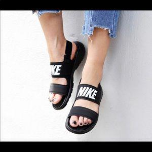 New Nike 7 black shoes